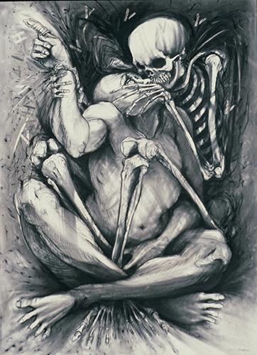 Plague Drawings