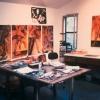 Artwork In the Studio